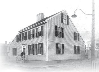 Strange The Nantucket Lean To House Nantucket Preservation Trust Interior Design Ideas Gentotthenellocom