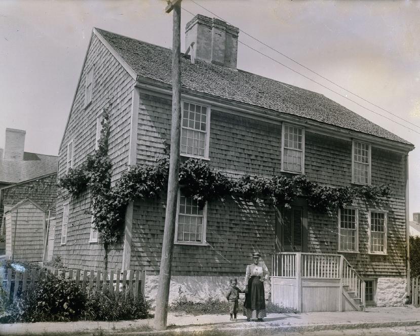 11 Hussey Street circa 1890's