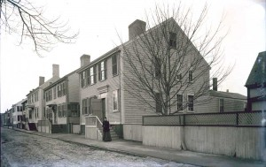 15 India Street c.1800 - Courtesy Nantucket Historical Association