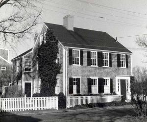 2 Lilly Street - Courtesy Nantucket Historical Association
