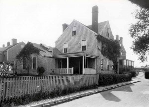 28 Liberty Street - Courtesy Nantucket Historical Association