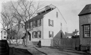 40 Fair Street - Courtesy Nantucket Historical Association
