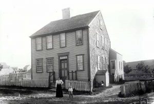 43 Pine Street - Courtesy Nantucket Historical Association