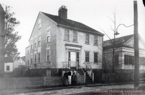 32 India Street circa 1880
