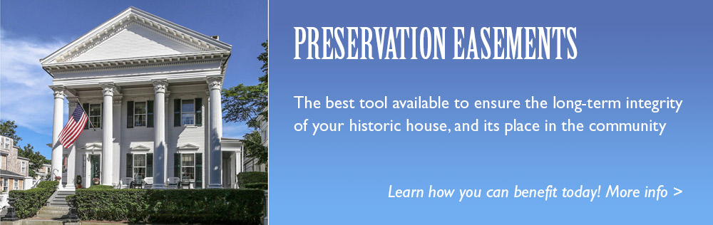 Preservation Easements